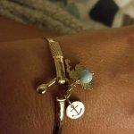 The Golden Hook Bracelet