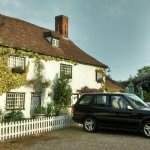 The Blacksmiths Arms at Wormshill照片