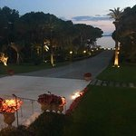 The Hotel du Cap Eden-Roc, is quite simply the most beautiful hotel I have ever been to.