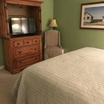 Same one bedroom with TV