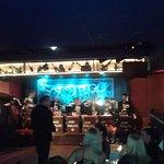 Escenario y pista de baile de Swing 46 en Nueva York