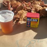 Great crabs at Nick's Fish House