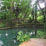 Ojo de Agua in Isla de Ometepe