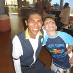 Jacinto was a wonderful waiter and we will miss him!