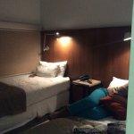 Habitación dos camas single