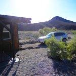 Outside Cabin 18
