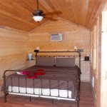 King Size bed (Cabin 18)