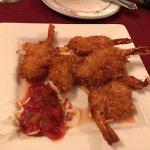 Coconut prawns, Bold Knight Restaurant 1140 Trans Canada Hwy., Nanaimo, British Columbia