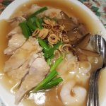 Ipoh chicken hor fun - absolute must try