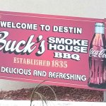 If you eat at Buck's early in your vacation, you will be back again before you leave town. Yum!