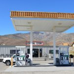Gas station and the convenience general stores