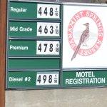 Exorbitant Gas prices
