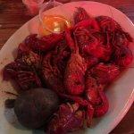 1lb Hot Boiled Crawfish