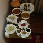 Amazing breakfast. The stay was equally good. Just that the table in the balcony was worn out an