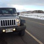 Snow at Mauna Kea
