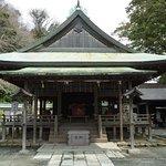 鎌倉宮-拝殿