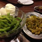 Edamame and Beansprout