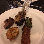 Kabab Platter