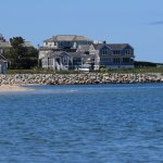 Houses at beach