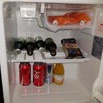 Tiny fridge