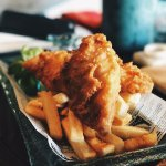Our must-try Fish & Chips.