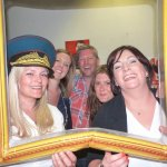 a friends night out at our sister company, escape rooms belfast