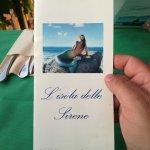Photo de L'Isola delle Sirene