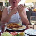 The Adana Kebab was so good