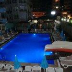 Bariscan Hotel Alanya Foto