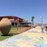 Tivoli Marina restaurant & view