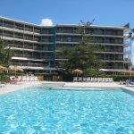 Photo de Almirante Hotel