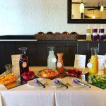 Mimosa and Bloody Mary Bar!