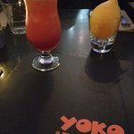 Great cocktails served at Yoko