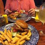 Good honest to goodness pub grub