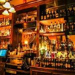 Bar - where I usually eat