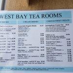 Photo of West Bay Tea Rooms