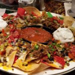 Lava Nachos - Very Good!