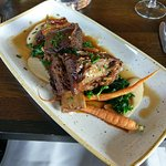 Braised beef ribs - delicious!