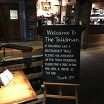 Photo of The Talisman pub restaurant