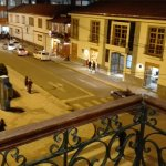 esquina de la Plaza de Armas, piso 3