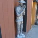 Cigar man on Front Street