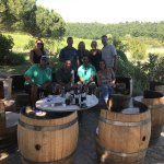 Wine tour June '17