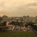 View of Bugis and Jalan Basar
