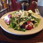 Delicious side salad