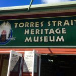 Horn island Museum. Very interesting collections.