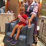 My daughter had an amazing time at Bibbidi Bobbidi Boutique
