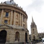 Bodleian Library's Famous Radcliffe Camera