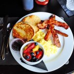 Awesome breakfast