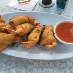 Blue Crab Dumplings