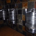 Urinals from Beer Kegs!